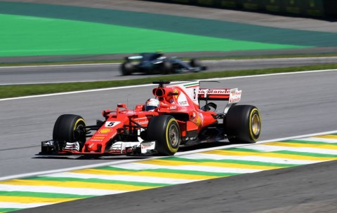Vettel Juara F1 GP Brasil, Hamilton Keempat