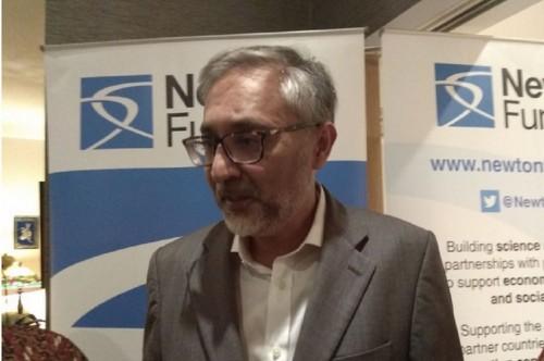 Duta Besar Inggris untuk Indonesia, Moazzam Malik, MTVN -