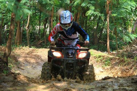 Permainan Xtrack ATV Hadir di Summarecon Mal Bekasi