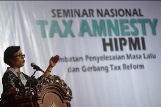 Peserta Amnesti Pajak Diimbau Ajukan Surat Bebas PPh