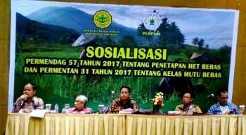 Harga Beras Mulai Stabil, Pasokan Jelang Natal & Tahun Baru 2018 Aman