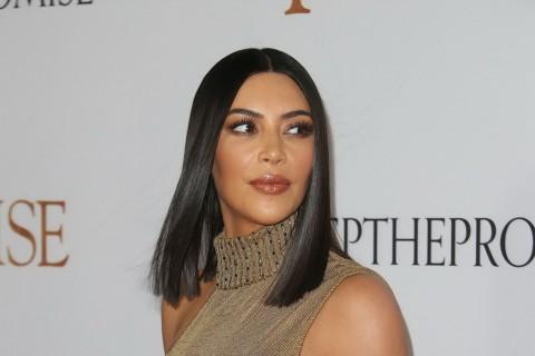 Kim Kardashian Tak Sengaja Ungkap Jenis Kelamin Anak Ketiga