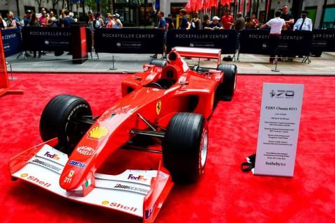 Schumacher Pembalap Terbaik Ferrari Sepanjang Masa