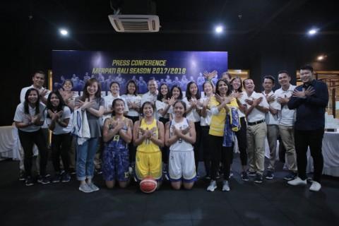 Tatap Srikandi Cup, Merpati Bali Bidik Gelar Juara