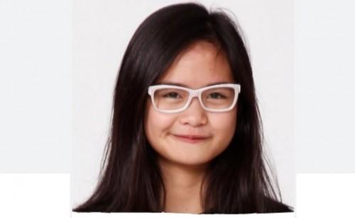 Faye Hasian menjadi salah satu finalis International Children's