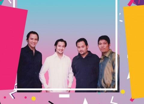 Bragi Hidupkan Semarak Nostalgia di 90's Festival