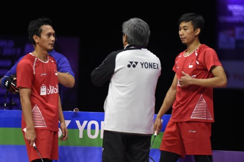 Ahsan/Rian Buka Peluang All Indonesian Final di Tiongkok Open