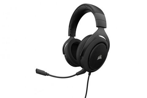 Headset Gaming Corsair HS50 Bisa Jadi Duet PC dan Ponsel