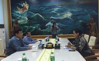 Pembangunan Rumah Sakit Bantuan Warga Indonesia untuk Rakhine Dimulai