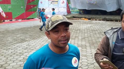 Cabor Panjat Tebing Membidik Dua Emas di Asian Games 2018