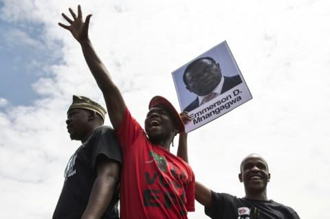 Impeachment Motion Looms against Mugabe