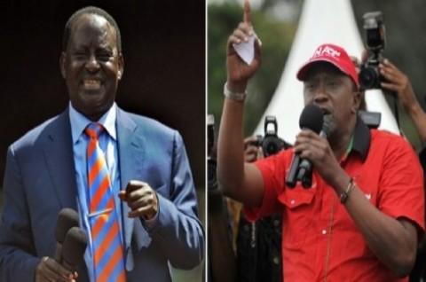 Mahkamah Agung Kenya Menangkan Uhuru Kenyatta dalam Pilpres
