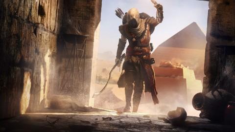 Assassins Creed Origins Salah Satu Seri Terbaik Medcom Id
