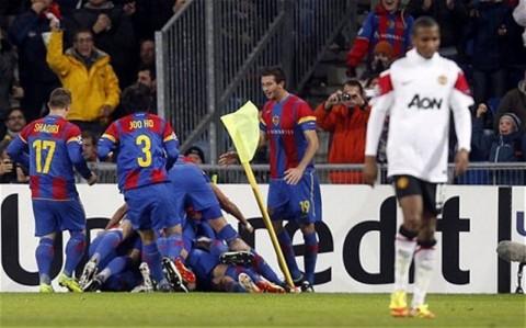 Mengubur Kenangan Pahit Manchester United di Kandang Basel