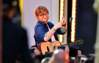 Ed Sheeran dan Rita Ora akan Meriahkan Acara Musik Ikonik di Inggris