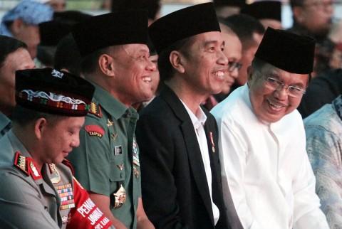 Presiden Sambangi Pesantren di Lombok