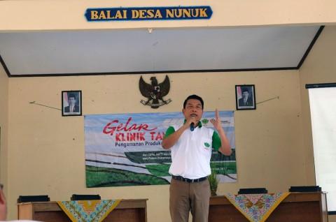 Jenderal Moeldoko Ajari Petani Indramayu Bertani
