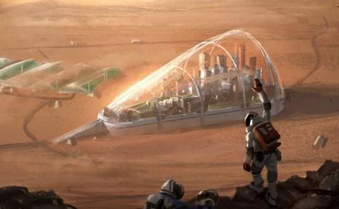 3 Alasan Koloni di Mars Sulit Dibangun