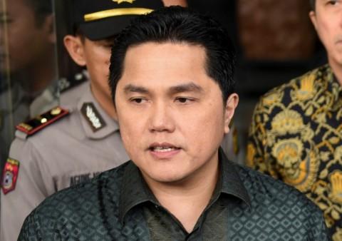 Pengaturan Skor, Erick Thohir Puji Ketegasan Perbasi