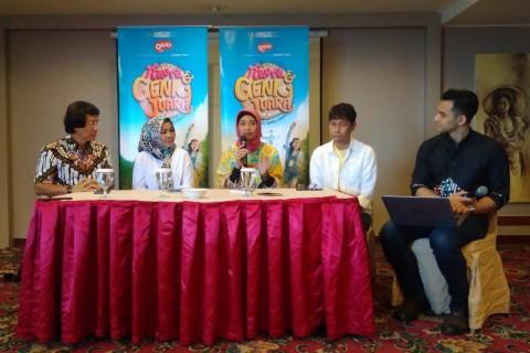 Terbuka pada Kritik, Produser Gelar Nobar Gratis Film Naura & Genk Juara