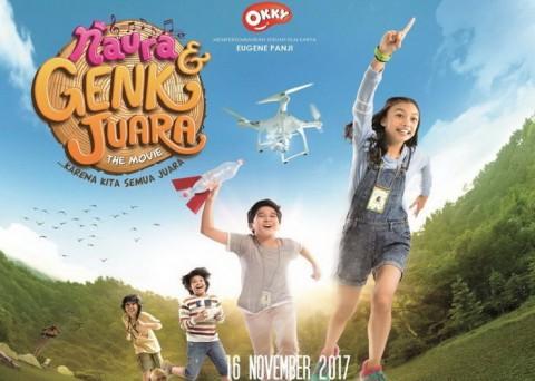 Asosiasi Sutradara Dukung Film Naura & Genk Juara