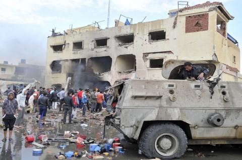KBRI Kairo: Sejauh Ini Tak Ada WNI Jadi Korban Bom