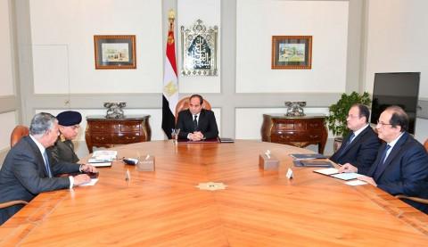 Presiden Mesir Akan Respons Pelaku Serangan dengan Brutal