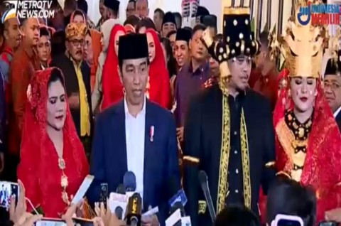 Presiden Jokowi Kutuk Keras Serangan Teroris di Sinai Mesir