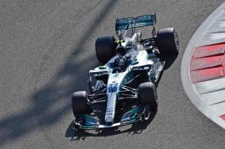 Bottas Raih <i>Pole Position</i> GP Abu Dhabi