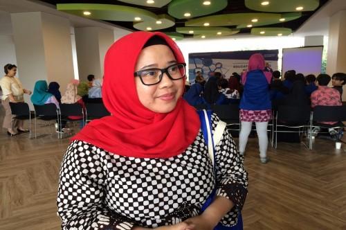 Dekan Fakultas Pendidikan Sampoerna University, Nisa Felicia,