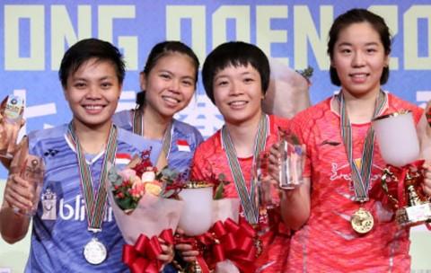 Kekalahan di Final Hong Kong Open jadi Pelajaran Greysia/Apriyani