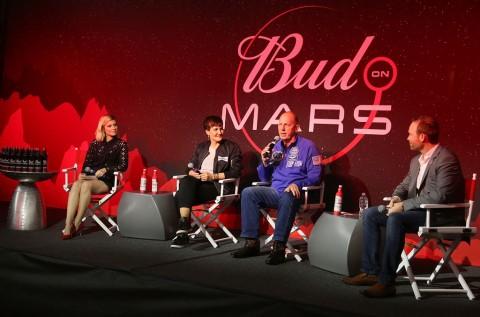 Minuman Ini Ikut Jajal Terbang ke Mars