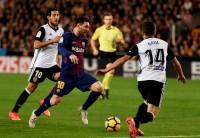 Beragam Kekecewaan Penggawa Barcelona terkait Dianulirnya Gol Messi
