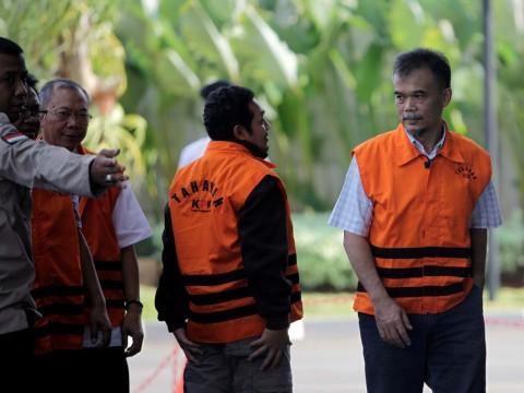 Dua Tersangka Kasus Korupsi Pupuk Perhutani Dilimpahkan ke Penuntutan