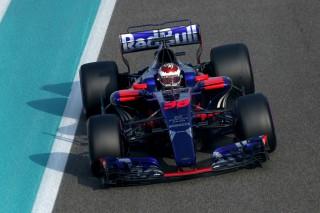 Sean Gelael Penuhi Target Tim Toro Rosso
