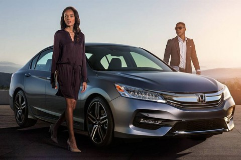 2.522 Unit Honda Accord Kena <i>Recall</i> di Indonesia