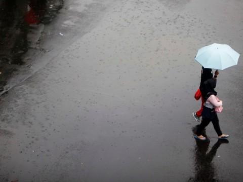 Jakarta Selatan Dilanda Hujan Ekstrem
