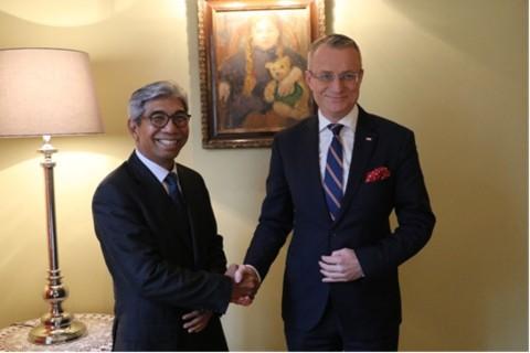 Polandia Ingin Perkuat Kerja Sama Dialog Lintas Agama dengan Indonesia