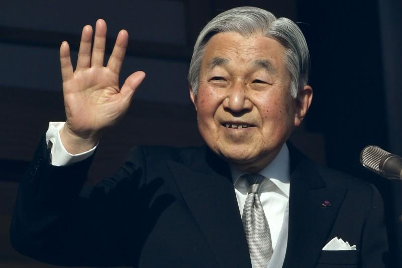 Kaisar Jepang, Kaisar Akihito. (Foto: AFP)