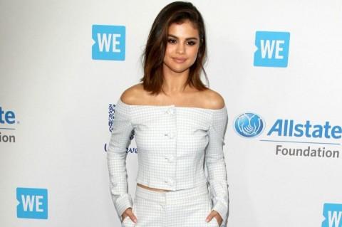 Pidato Mengharukan Selena Gomez
