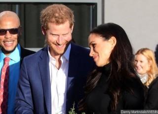 Agenda Pertama Pangeran Harry dan Meghan Markle Usai Bertunangan