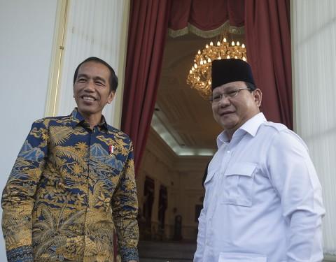 Jokowi Diminta Waspadai Prabowo