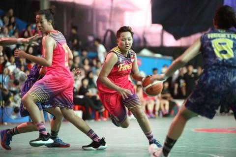 Surabaya Fever Sabet Gelar Juara Seri I Srikandi Cup