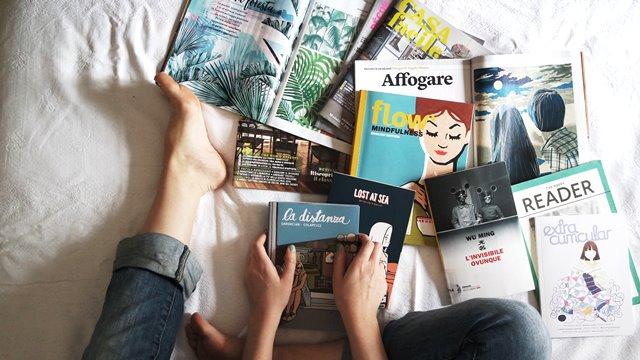 Perlis menyarankan agar orang yang sulit tidur kembali setelah terjaga untuk bangun dari kasur dan mengisinya dengan kegiatan ringan, seperti membaca buku atau menulis di jurnal. (Foto: Giulia Bertelli/Unsplash.com)