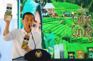 Presiden Serahkan 10.000 Sertifikat di Soreang