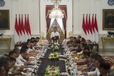 Presiden tak Melihat Masa Kerja dalam Merombak Kabinet