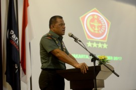 Nurmantyo Hopes his Successor will able to Face the Challenges