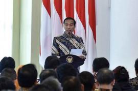 Jokowi: Laporan Wajar Tanpa Pengecualian Bukan Prestasi