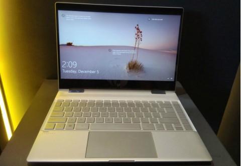 Masuk Indonesia, Laptop HP Spectre 13 Klaim Punya Bodi Tertipis
