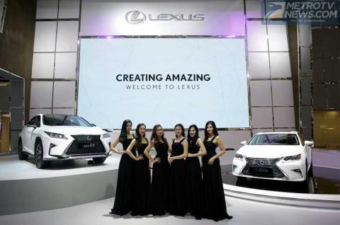 10 Tahun Lexus Indonesia, Jualan Bukan Tujuan Utama